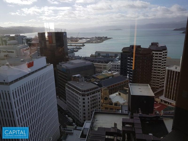266 sqm - Harbour & City views