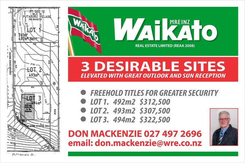 3 DESIRABLE SITES – LOT 2.