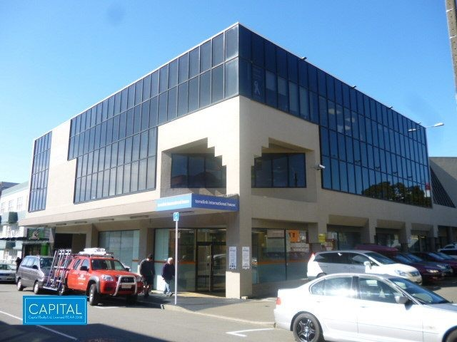 1,491 sqm - Quality Office Tenancy