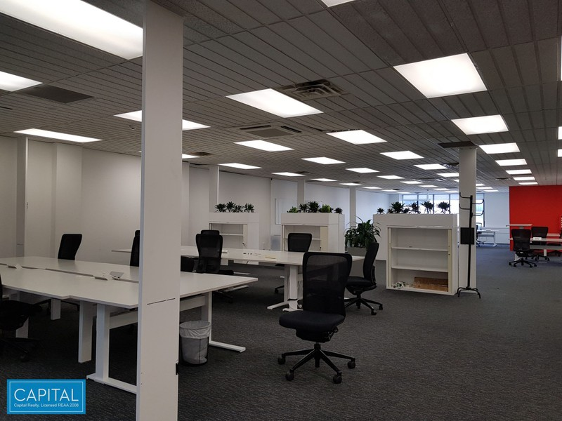 545 sqm - Quality Office Tenancy