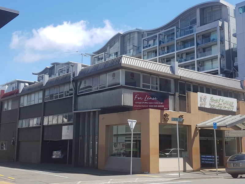 501 sqm - Te Aro Tenancy