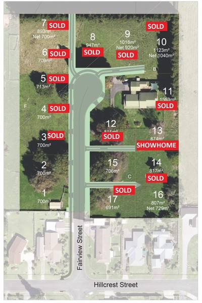 Only 4 Lots Left – House & land packages available