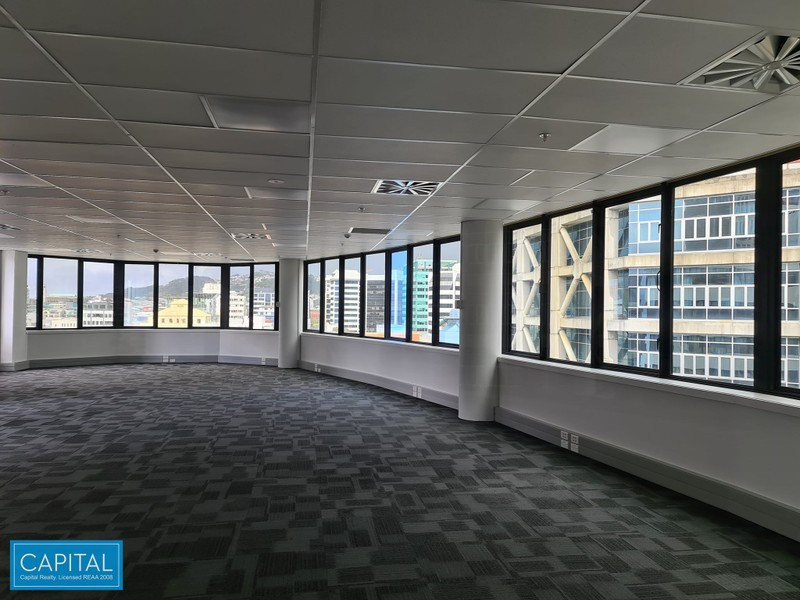 161 Sqm - Modern CBD Office Tenancy