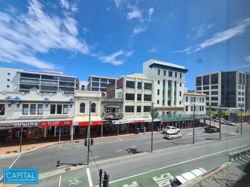185 sqm - Character Floor - Courtenay Place