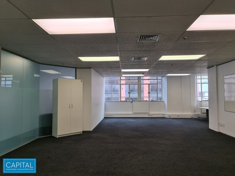 133 sqm - CBD - Open Plan Office Tenancy