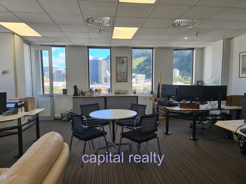 110m2 - Modern Office Suite - Thorndon