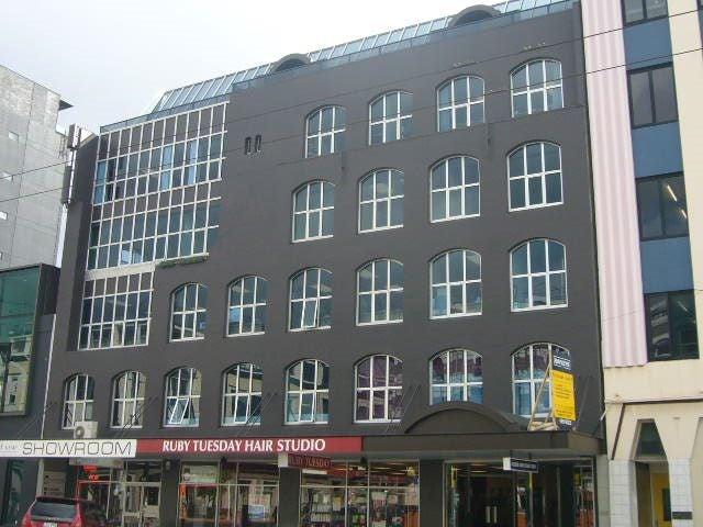 301m2 - Courtenay Place Tenancy