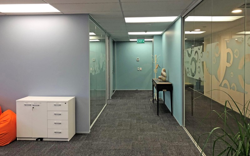104m2 - Thorndon Office Suite