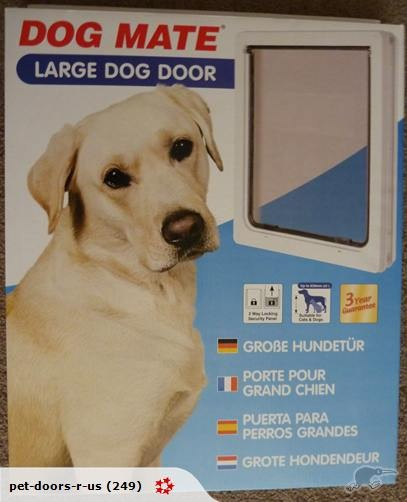 Dog Mate Large Dog Door On Special Trade Me