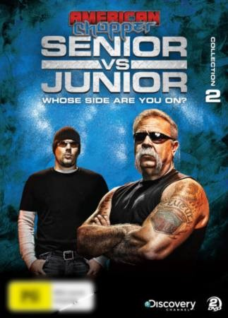 American Chopper Senior Vs Junior: Collection 2