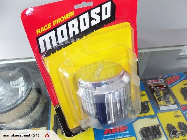 Moroso 68813 Valve Cover Breather