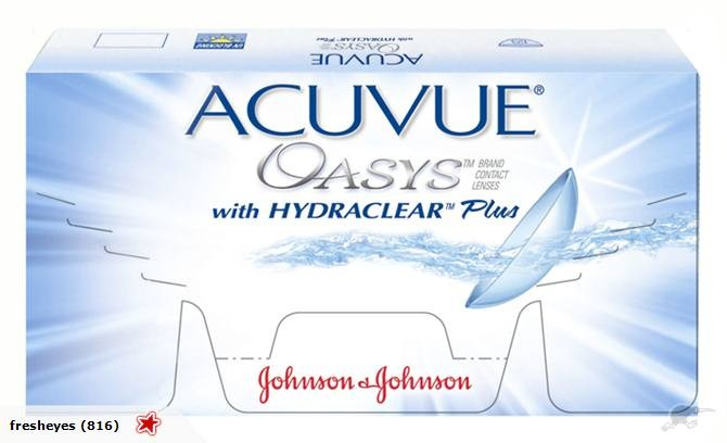 Acuvue OASYS - Johnson   Johnson   Trade Me 310e7733b1