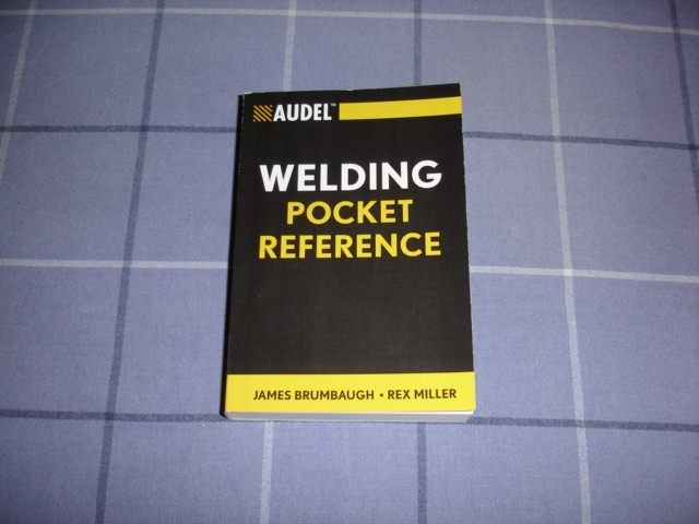 Welding Pocket Reference Book Trade Me