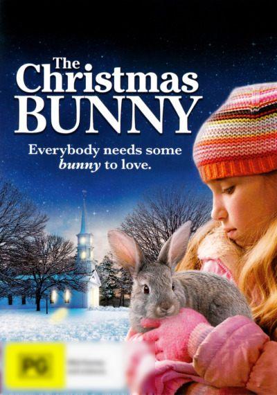 The Christmas Bunny.The Christmas Bunny