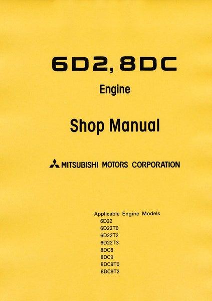 mitsubishi 6d22 manual rh mitsubishi 6d22 manual daydreamers us Mitsubishi Eclipse Manual 1997 Mitsubishi Montero Sport Manual