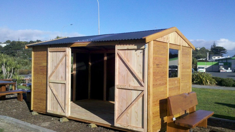 ALLWOOD WOODEN SHEDS 2 5 X NEW ZEALAND MADE Trade Me