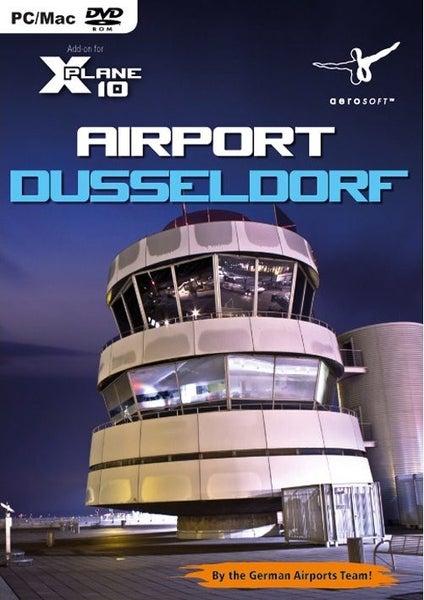 Airport Dusseldorf For X-Plane 10 (PC/Mac) NEW