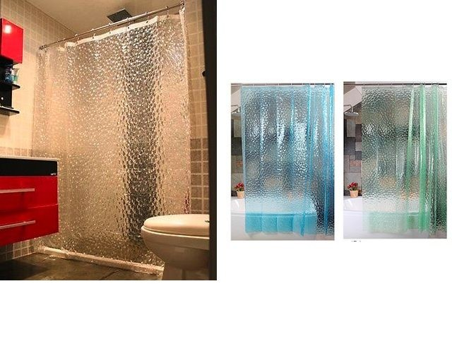 Shower Curtain Mold Free