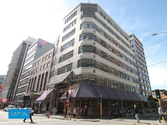 119 sqm - Open plan Central CBD