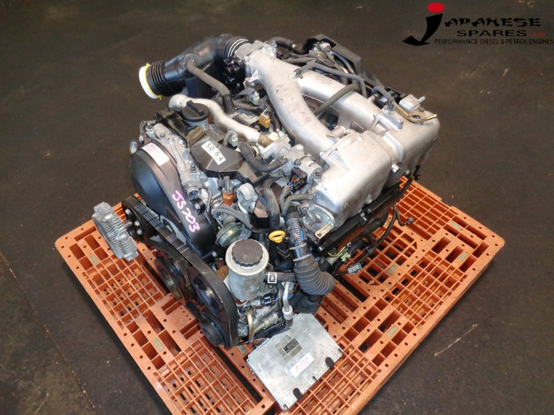 2JZ-FSE D4 Engine ~ Replacement Long Block engine only