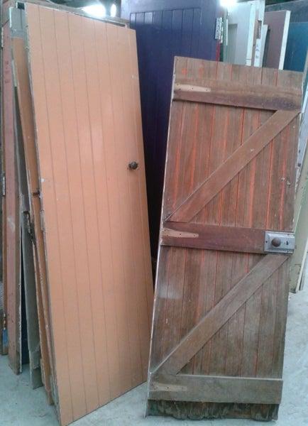 & Z Frame Dunny Door | Trade Me