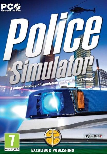 Police Simulator (PC) Brand New