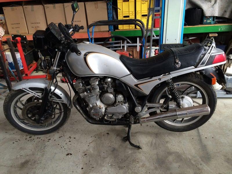 Yamaha XJ750 Parts   Trade Me