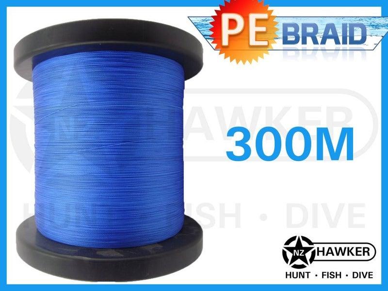 DYNEEMA BRAID 300M 40LB SK-71 SPECTRA!!! BLUE - TP
