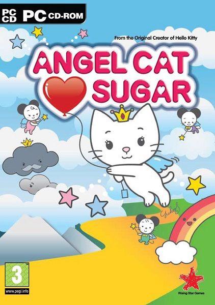 Angel Cat Sugar (PC) ONE DOLLAR Brand New