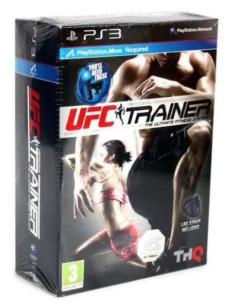 UFC Personal Trainer with Leg Strap (PS3) BRAND NEW