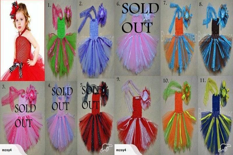 6 Gorgeous Twilight Crochet Tutu Dress Plus Trade Me