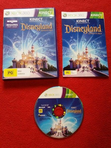 Disneyland Adventures - Kinect XBOX360 Game