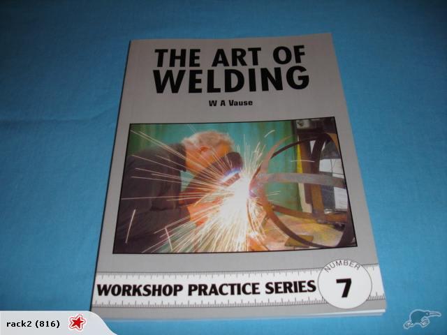 The Art Of Welding Book Trade Me