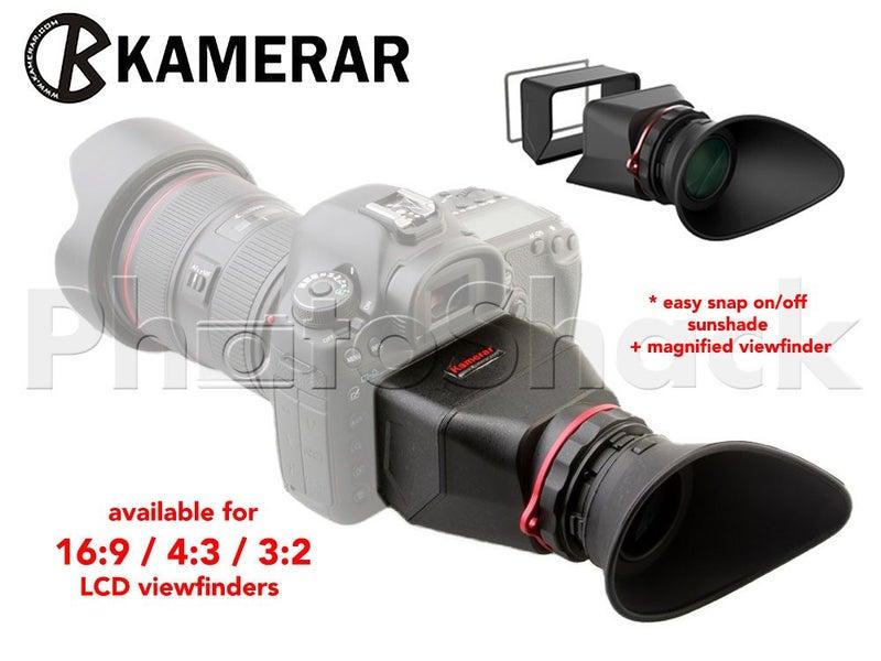 LCD Viewfinder for Canon 60D 550D 700D Nikon D600