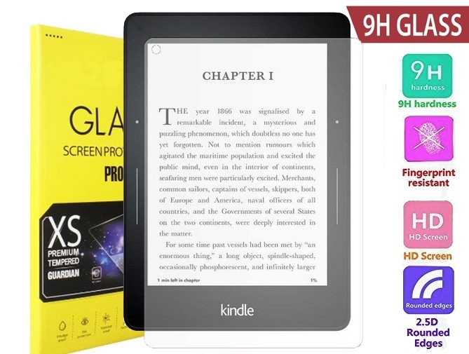 Kindle Voyage Tempered Glass Screen Protector