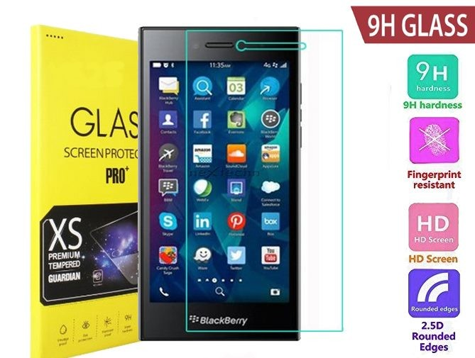 Blackberry Leap Z20 Glass Screen Protector