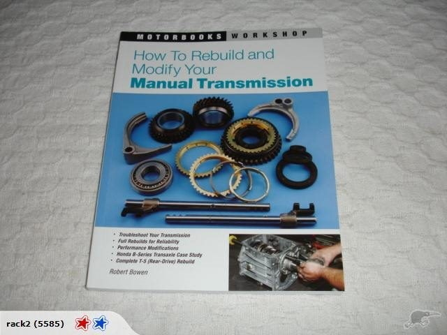 how to rebuild a transmission honda