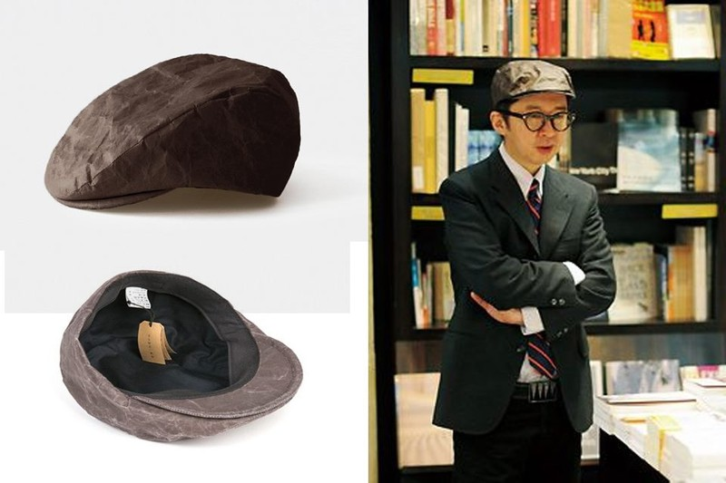 Ivy Cap (Stylish   WASHI paper JAPAN made)  68ce79d7bcf