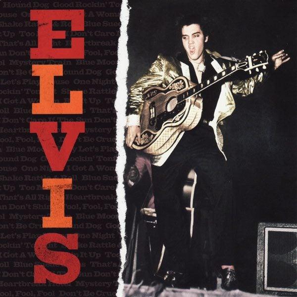 ELVIS PRESLEY - ROCK N' ROLL HERO (CD)