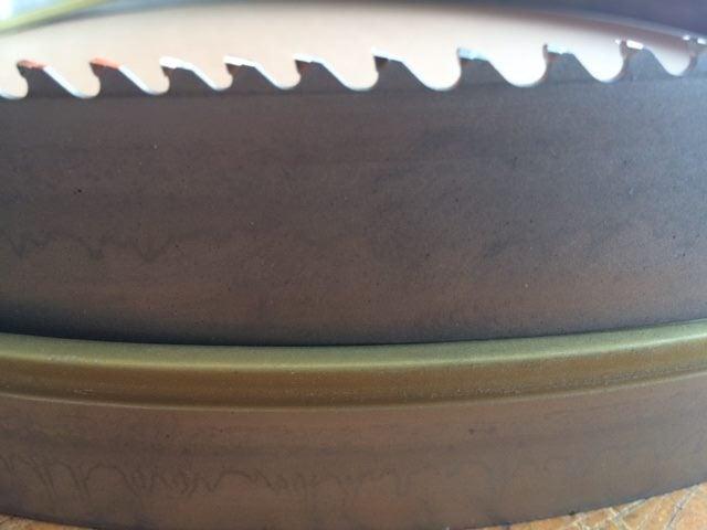 Carbide Tipped Bandsaw Blade Trade Me