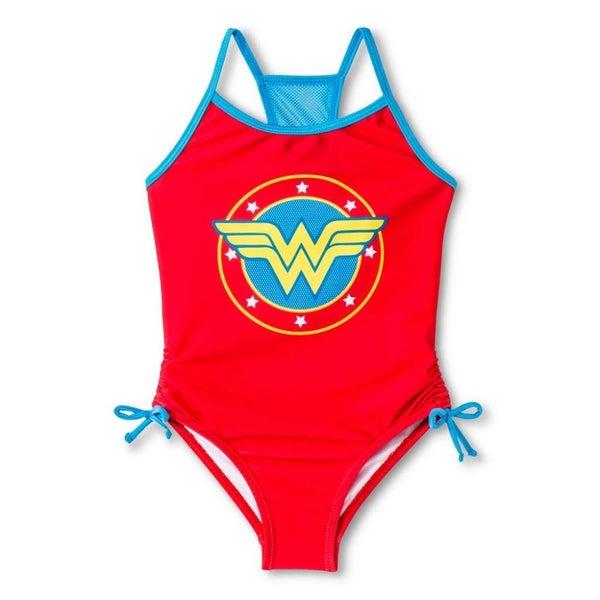 22df6f445e16e Wonder Woman Girls' Swimsuit Official License | Trade Me