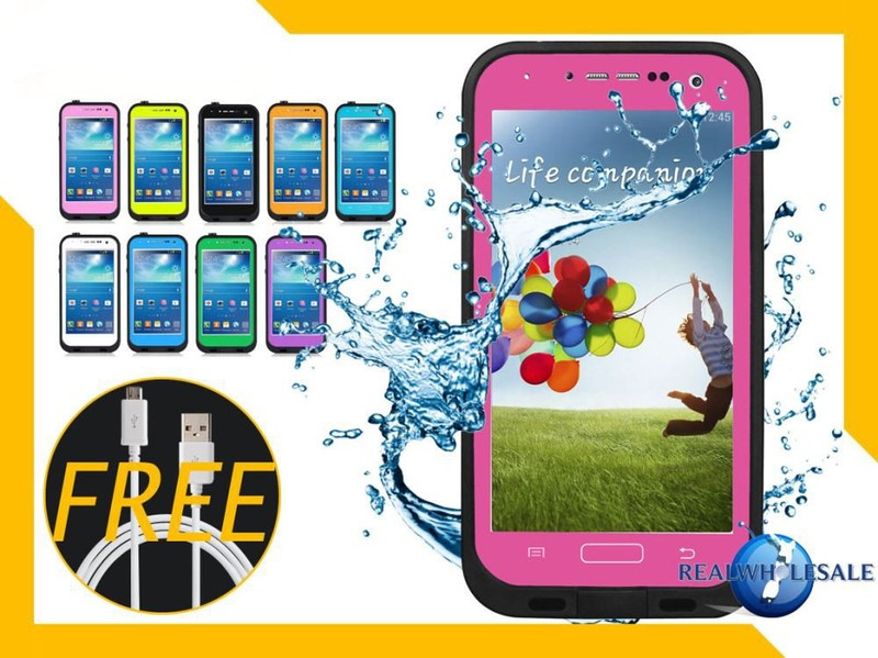 finest selection b4a0e bf699 Galaxy S4 Waterproof Case