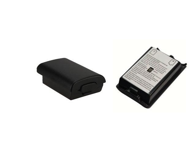 buy popular caa3e 44afb Xbox 360 Controller Battery Cover BLACK @@