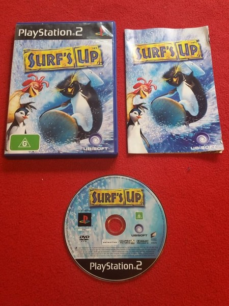 Surf's Up - PS2 Game