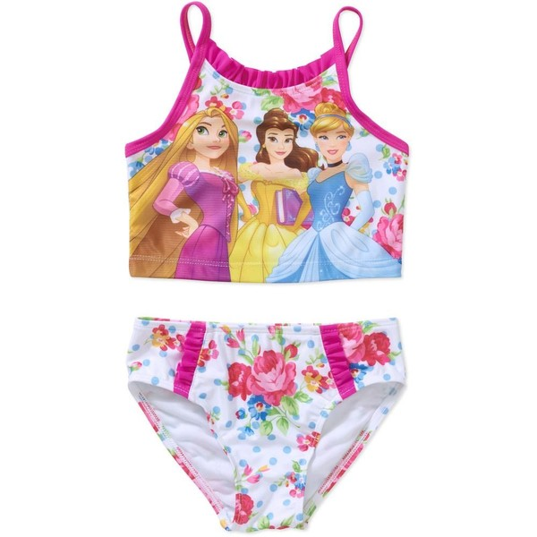 a4382104f9 Disney Princess Swimsuit Swimsuit 2-Piece Official License | Trade Me