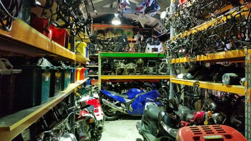 Yamaha XV750 Virago Parts | Trade Me
