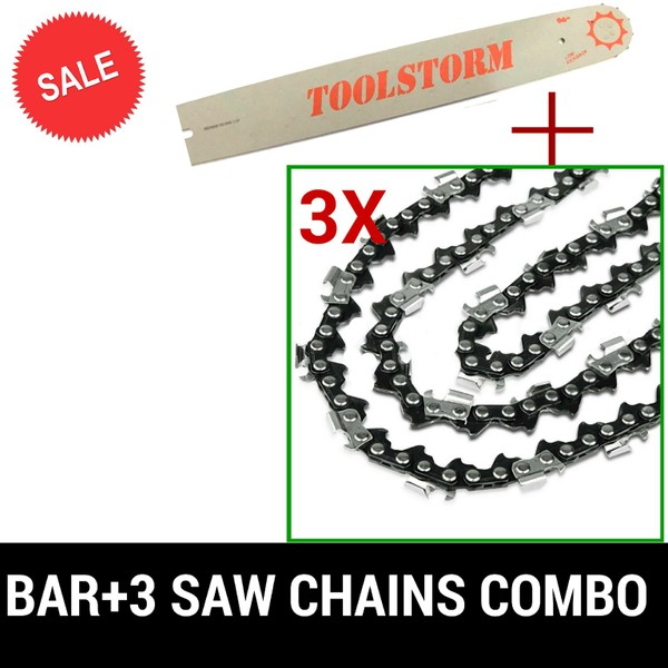 18 chainsaw bar 3 chains 38lp05062dl mcculloch husqvarna 18 chainsaw bar 3 chains 38lp05062dl mcculloch husqvarna homelite 33c greentooth Images