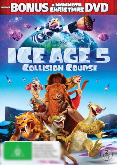 Ice Age A Mammoth Christmas.Ice Age 5 Collision Course Includes Bonus Mammoth Christmas