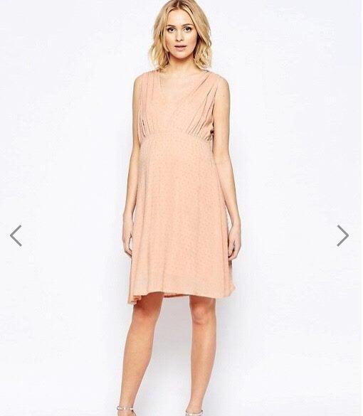 097567a4f2f69 Mamalicious Pregnancy/Nursing Dress   Trade Me