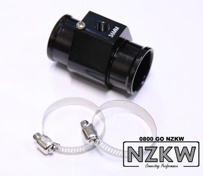 NZKW 1/8' npt radiator temp sensor adapters Sizes from 28mm